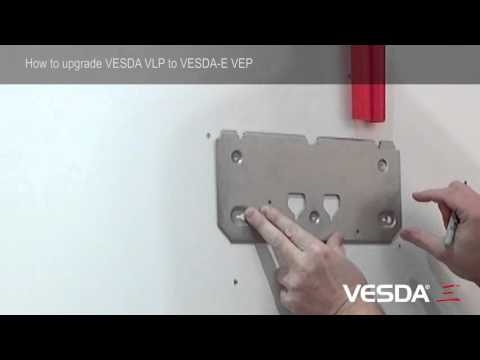 VESDA-E VEP: How to Upgrade from VESDA VLP