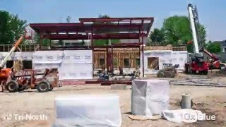 Construction Time-lapse: UW Health Cottage Grove Clinic