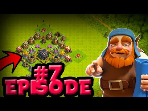 Engineer That Base (Ep.#7) - ATTACKING NARUTO - SECRET HIDDEN MESSAGE FOUND? - Clash of Clans 2017