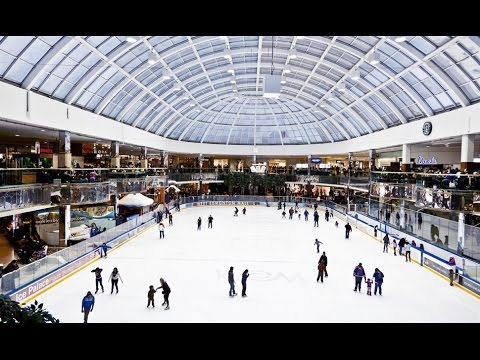 Largest Shopping Mall in North America in HD! - West ...