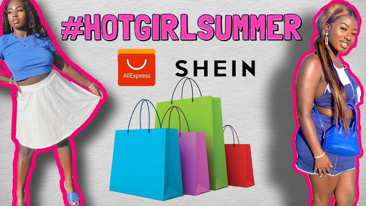 HOT GIRL SUMMER HAUL | Shein/Aliexpress