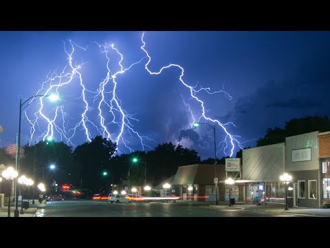 CONSTANT LIGHTNING - Unreal Electric Storm