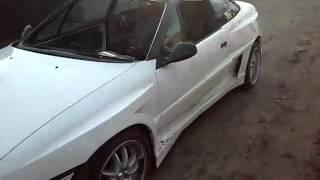 видео Opel Calibra - тюнинг своими руками