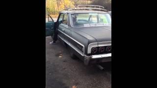 Impala 64 kall tomgång