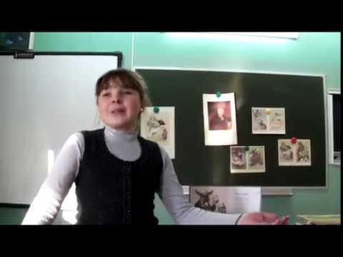 Изображение предпросмотра прочтения – ЕкатеринаБатягина читает произведение «Осёл и Соловей» И.А.Крылова