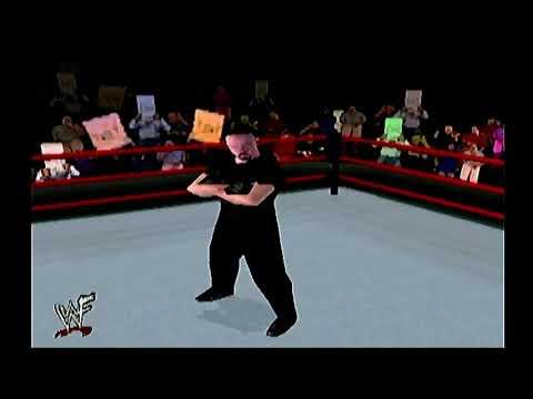 WWF Attitude: Career Mode With The Big Bossman