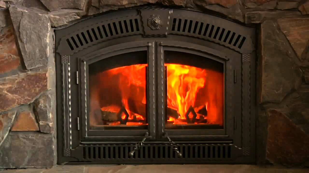 How to start a fire with a Napoleon® Wood Burning Fireplace ...
