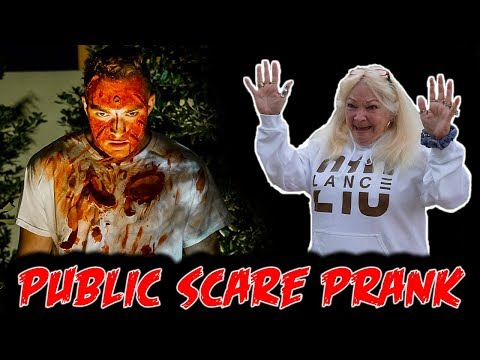 FUNNIEST PUBLIC SCARE PRANKS