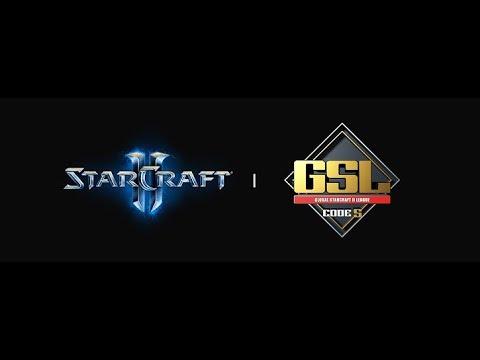 [ENG] 2018 GSL S3 Code S RO32 Group D