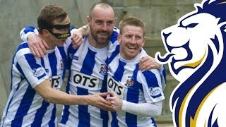 Killie ease the pressure with big win over Hearts