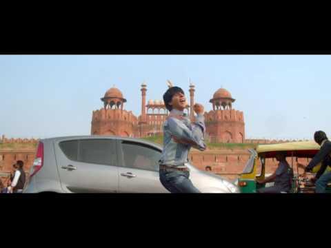 Jabra FAN Arabic Anthem Song |GRINI - جريني | Shah Rukh Khan | #JabraSongInArabic