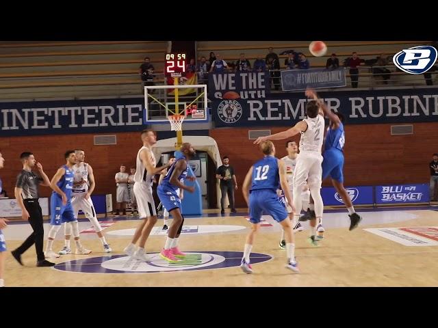 Blu Tv | La clip di Treviglio - Agrigento