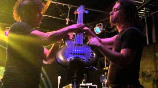 4: Bass Solo - Nothing More (Live in Carrboro, NC - Jan 10 '15)