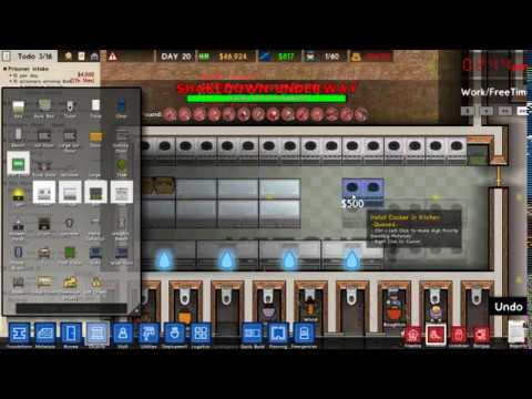 Prison Architect 3: Setting up Solitary Confinement for them bad boys.