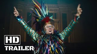 ROCKETMAN | Rocketman The Movie Trailer 2019 | Elton John's Story HD