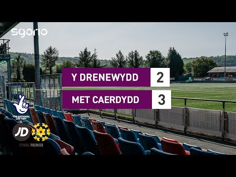 Newtown Cardiff Metropolitan Goals And Highlights