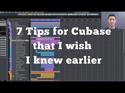 7 Tips for Cubase That I Wish I Knew Earlier