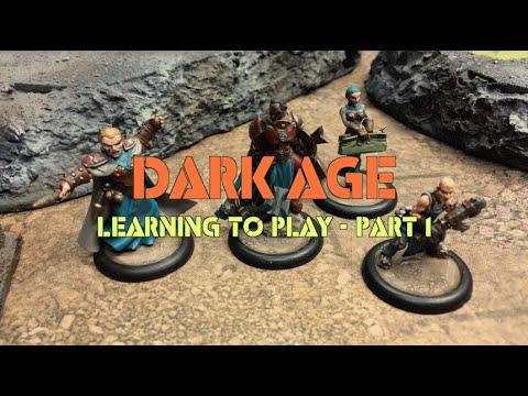A Forsaken World: Ep 01 - Dark Age Battle Report - Learning to Play Part 1