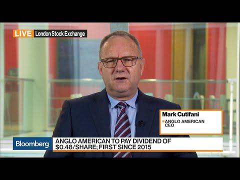 Anglo CEO Says Still a Long Way to Go on Improvements