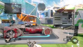 Call of Duty black ops 3 nuketown gameplay (no commentary)