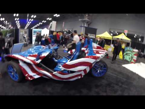 2016 New York Motorcycle Show @ Javits Center