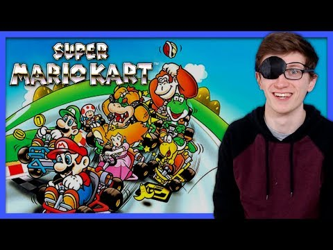 Super Mario Kart | Baby on Board - Scott The Woz thumbnail