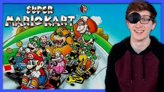 Super Mario Kart | Baby on Board - Scott The Woz