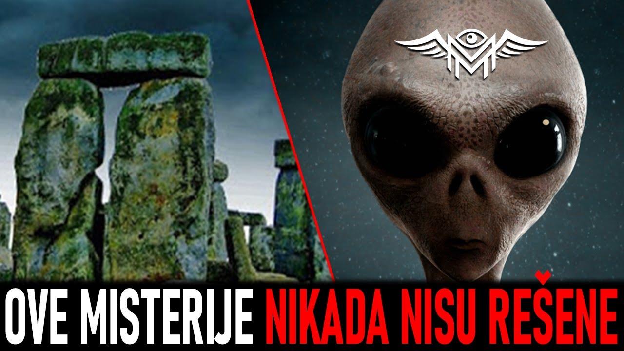 Download Najveće svetske misterije koje nikada nisu rešene