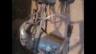 Преобразователь однофазного тока в трёх фазный(Точнее сказать в двух фазный. На выходе будет две фазы и ноль.Как показала практика асинхронные моторы..., 2014-01-20T18:47:20.000Z)