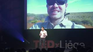 Re-defining adventure. What are the new limits to be broken? | Louis-Philippe Loncke | TEDxLiège