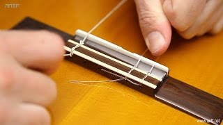 Guitar 103 - Strings Changing - تغير اوتار الجيتار - بالعربية (Dr. ANTF)
