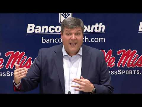 Football - Early Signing Day Press Conference (12-19-18)