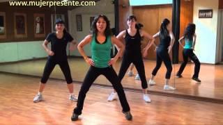 Firness con Paola Sánchez : baile entretenido en tu casa 2