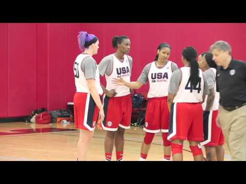 Catching Up With USA Basketball National Team Member Maya Moore (5/5/2015)