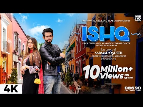 Ishq by Sarmad Qadeer ft. Alishba Anjum & PK Muawiz | Official Music Video 2021 |