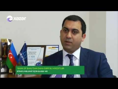 Xəzər TV reportaj : Nağd Pul Kreditləri