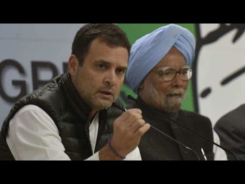 Stand with government, no other conversation: Rahul Gandhi on Pulwama attack