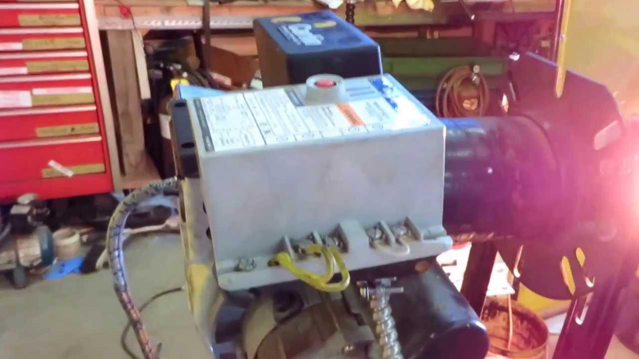 oil furnace controller wiring diagram [ 1280 x 720 Pixel ]