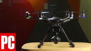 Yuneec Typhoon H Pro Review