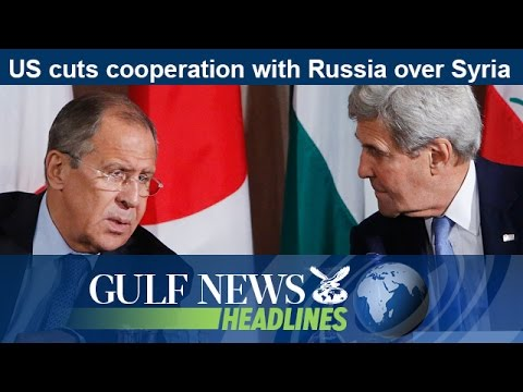 US cuts cooperation with Russia over Syria - GN Headlines