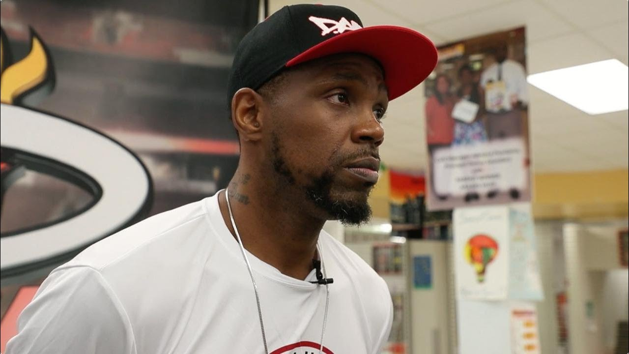 Haslem says LeBron visited with him, Wade in Miami before NBA Finals