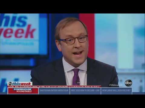 Garret Lewis - ABC News Reporter: Sources Say Mueller Report Will Be Anti-Climactic