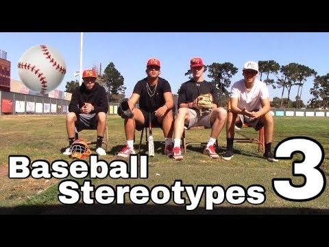 Baseball Stereotypes 3 | High School Edition