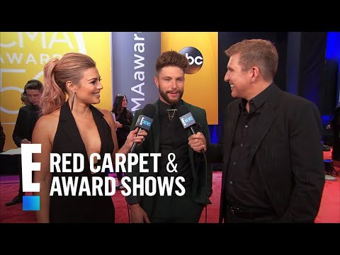 Chris Lane Excited for 2016 CMA Awards | E! Live from the Red Carpet