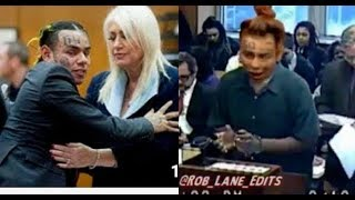 6IX9INE Lawyer Said He Will Be Free This Year But Banned From Performing In New York..DA PRODUCT DVD