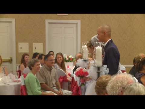 Jason & Leah Hale's Wedding Ceremony