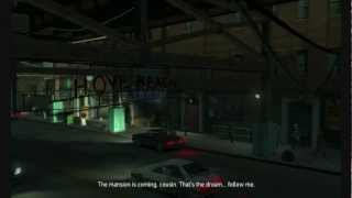 GTA4 - Part01 - The Cousins Bellic - Mission 1 - Welcome to Liberty City
