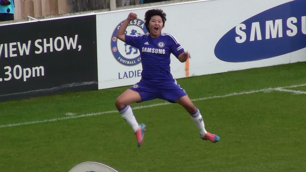 Resultado de imagen de Ji So-yun goal