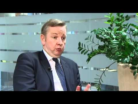 Michael Gove: 'My life was transformed by being adopted'
