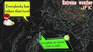 New York - Kennedy ATC GETS ANGRY WITH AER LINGUS!